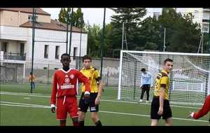 U15-1 face à MDA Chasselay oct 12