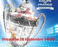 Coupe de France : Tous à Foé dimanche 14h30