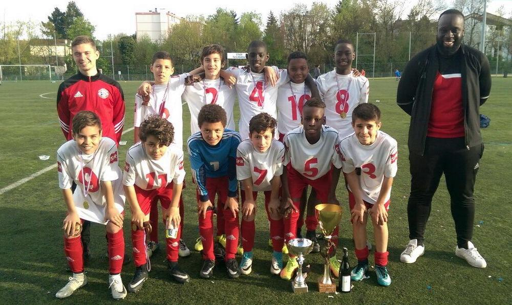 Les U12 et U13 remportent les tournois de Villefranche