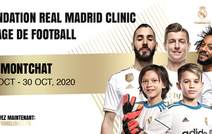 Stage Fondation Real Madrid Clinics