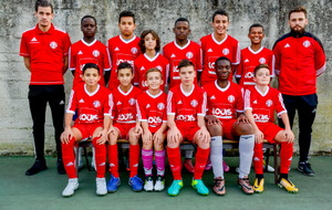 AS Buers Villeurbanne - U15(3)