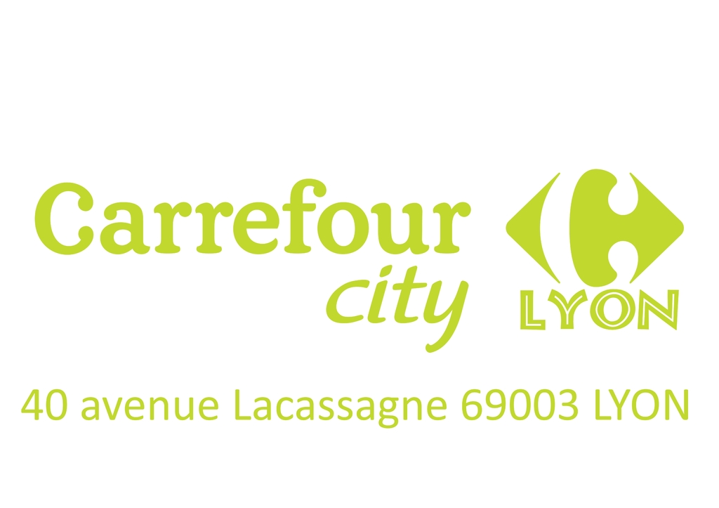 Carrefour City Lacassagne